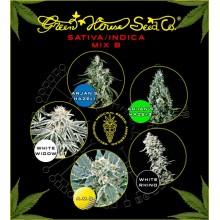 nasiona marihuany Mix - Sativa/Indica B