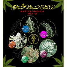 nasiona marihuany Mix - Sativa/Indica D