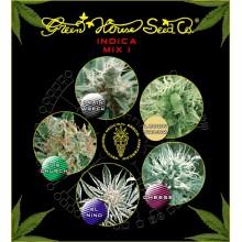 nasiona marihuany Mix - Indica I